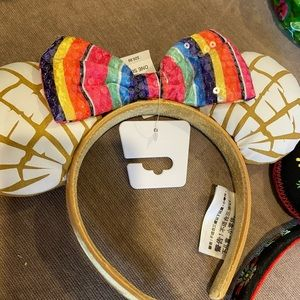 Mexican Party Pan Duice Concha Minnie Ears